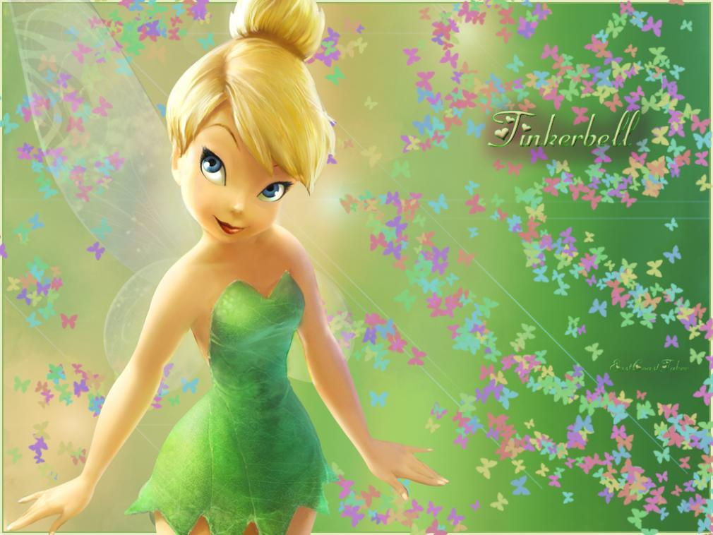 Tinkerbell | Cathy's Voice Now