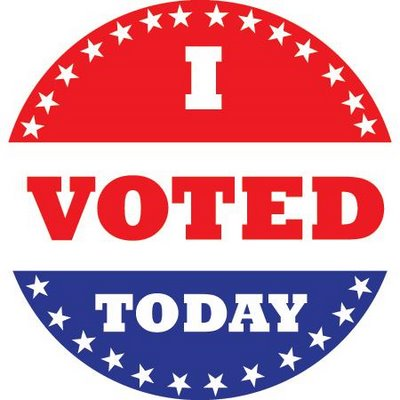 Election Day Vote