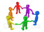 16525-Diverse-Circle-Of-Colorful-People-Holding-Hands-Symbolizing-Teamwork-Friendship-Support-And-Unity-Clipart-Illustration-Graphic