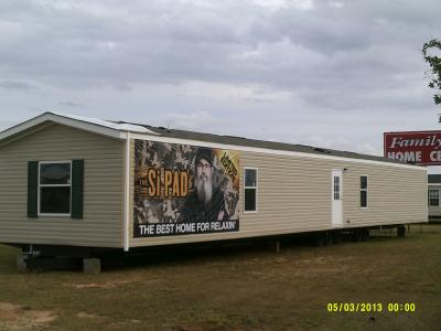 Duck Dynasty Mobile Home